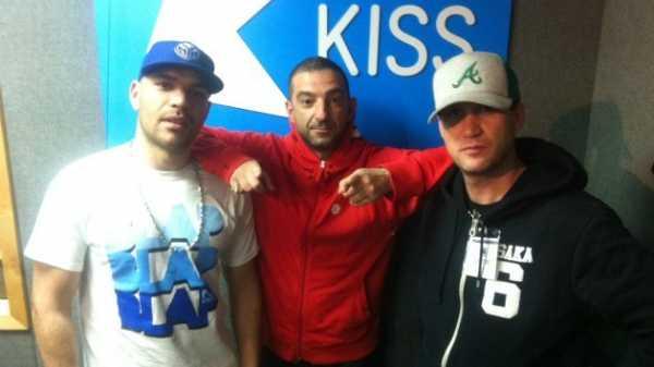 DJ Hype on Kiss 100 2012-04-05 with Majestic and MC Eksman