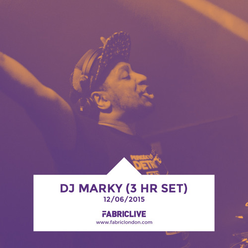 DJ Marky - FABRICLIVE Promo Mix (June 2015)