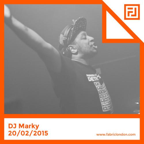DJ Marky - FABRICLIVE X Innerground Mix 2015-01-26