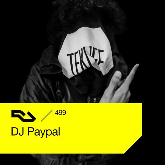DJ Paypal - Resident Advisor podcast #499 2015-12-21