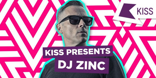 DJ Zinc - KISS Presents 2016-02-01