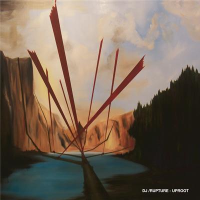 DJ/Rupture - Uproot cover