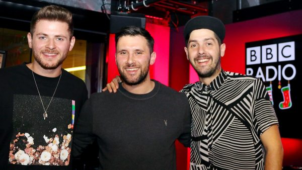 Danny Howard 2017-12-22 with Detlef and Latmun