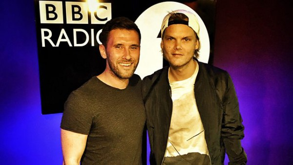 Danny Howard - Dance Anthems 2015-09-12 Back 2 Back with Avicii