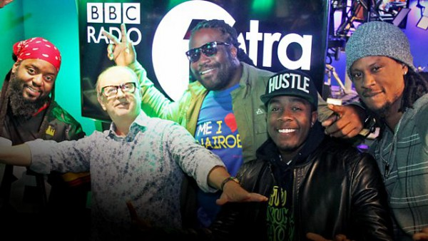 David Rodigan 2015-11-01 with Morgan Heritage + Scorcher from Junior Reid