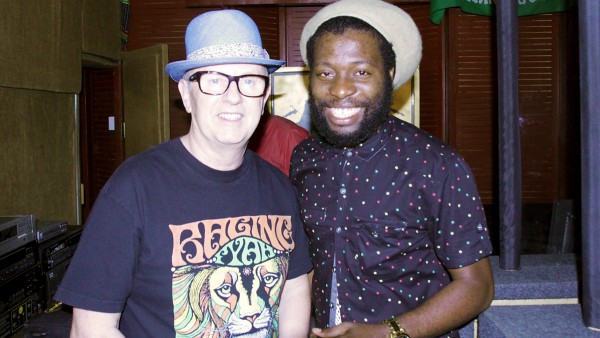 David Rodigan 2016-03-20 Iba Mahr's Tuff Gong Studios Session