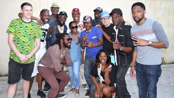 David Rodigan 2016-03-31 The Best of trip in Jamaica with David Rodigan, Toddla T and Seani B