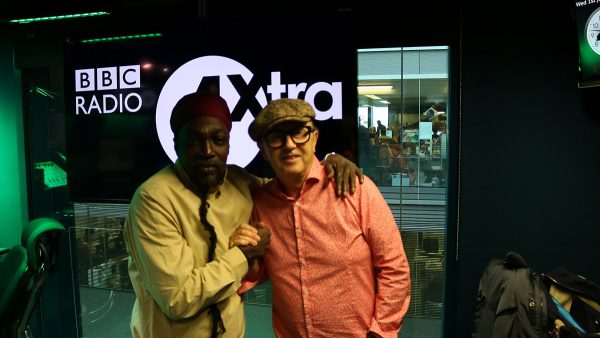 David Rodigan 2016-06-19 with Junior Reid