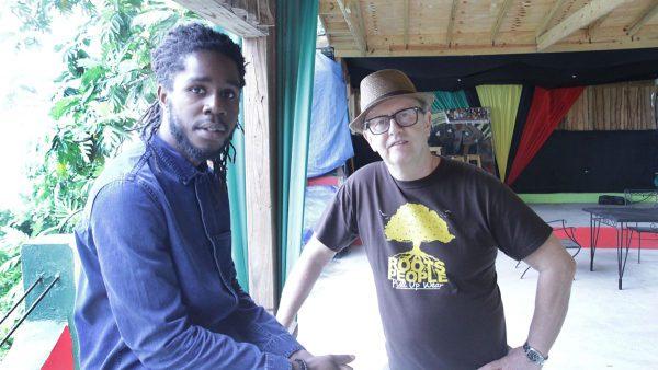 David Rodigan 2016-07-10 Chronixx interview in Jamaica
