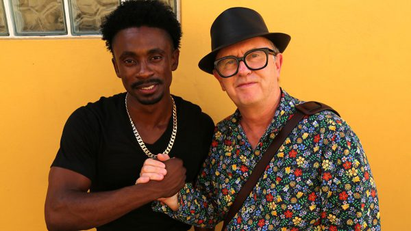 David Rodigan 2017-04-02 with Christopher Martin