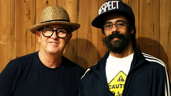 David Rodigan 2017-07-23 Damian Marley Stony Hill Interview