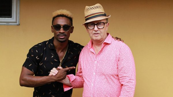 David Rodigan 2018-03-11 sessions recorded in Jamaica from Shuga and Christopher Martin