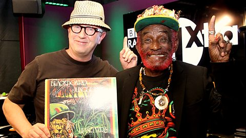David Rodigan on 1Xtra 2014-06-01 Lee Scratch Perry special