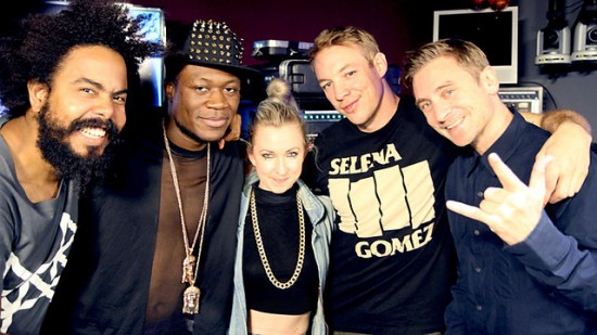Diplo & Friends 2013-05-19 with guests DJ Fresh, Maiday, Benga and Major Lazer Crew