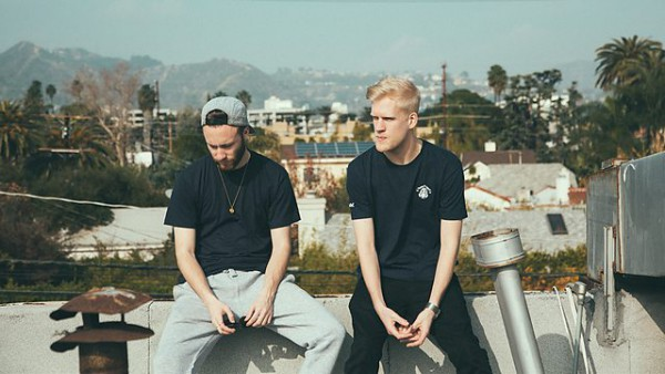 Diplo & Friends 2015-05-10 Branchez and Snakehips in the mix
