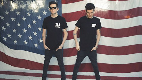 Diplo & Friends 2015-08-16 Dillon Francis and DJ Hanzel in the mix