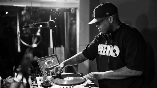 Diplo & Friends 2015-11-29 TWRK and DJ Premier in the mix