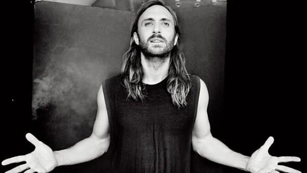 Diplo & Friends 2015-12-27 David Guetta in the mix