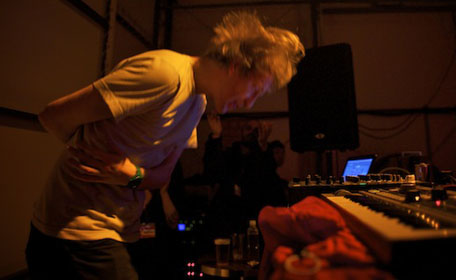 Dorian Concept live at Sonar Sound Tokyo