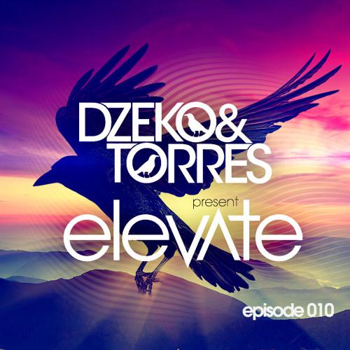 Dzeko and Torres - Elevate #010 2015-06-12