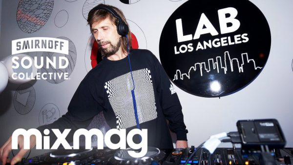 Ed Banger Records with Busy P In The Mixmag Lab LA 2017-04-20