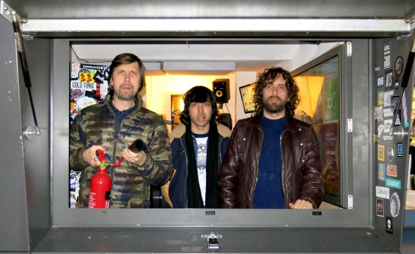 Ed Banger with Busy P & Justice NTS Radio 2015-11-28