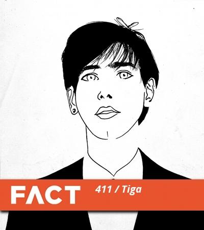 FACT Mix 411 by Tiga