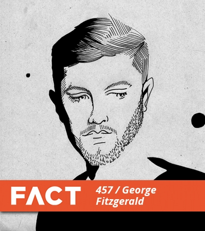 FACT Mix 457 by George FitzGerald