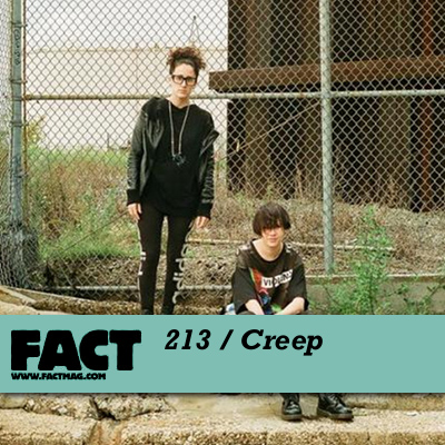 FACT mix 213 by CREEP