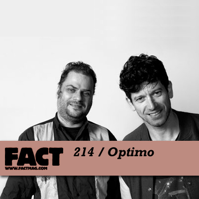 FACT mix 214 by Optimo