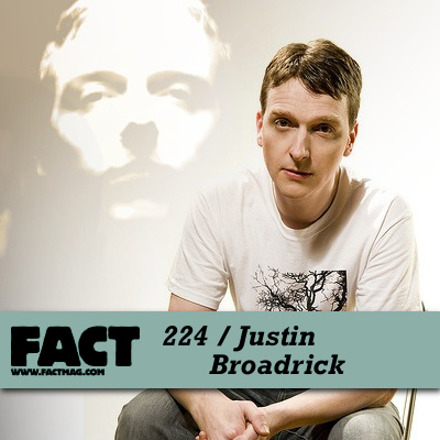 FACT mix 224 by Justin Broadrick