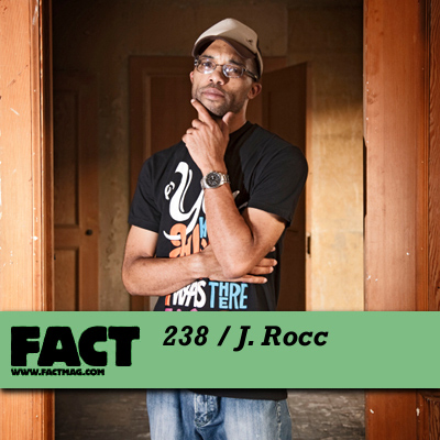 FACT mix 238 by J. Rocc