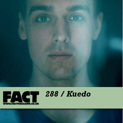 FACT mix 288 by Kuedo (Jamie Vex'd)