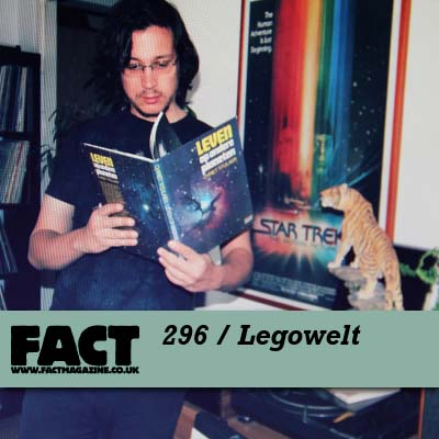 FACT mix 296 by Legowelt