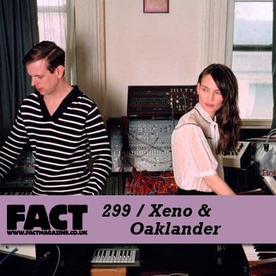 FACT mix 299 by Xeno & Oaklander