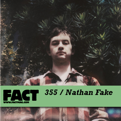 FACT mix 355 by Nathan Fake