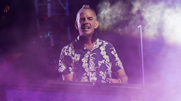 Fatboy Slim live at circuitGROUNDS, EDC Las Vegas, United States 2015-06-19