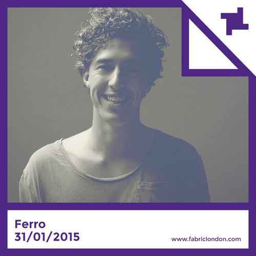 Ferro - fabric X riffraff Promo Mix 2015-01-12