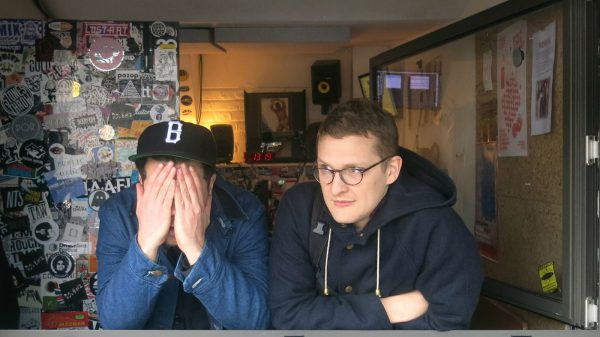 Floating Points & Sean McAuliffe on NTS Radio 2017-02-20