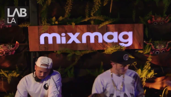 Flosstradamus Trap and Hip Hop DJ set in Mixmag The Lab LA 2015-03-07