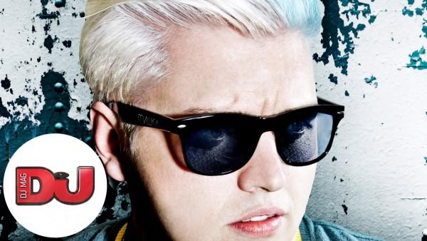 Flux Pavilion & Diskord LIVE from DJ Mag LDN 2015-08-28