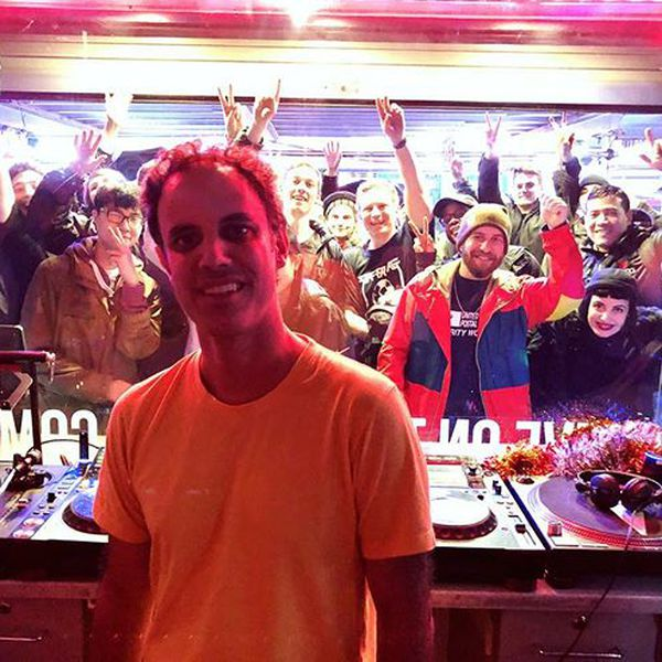 Four Tet @ The Lot Radio, New York 2018-12-28