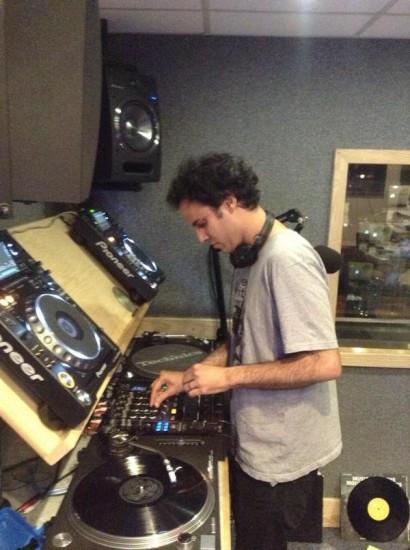 Four Tet on Rinse FM 2014-10-30