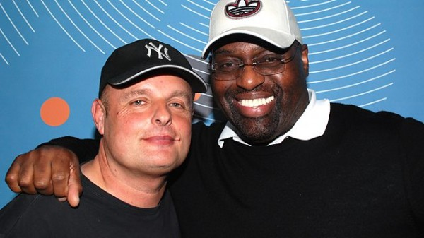 Frankie Knuckles meets Dave Pearce - 6 Mix 2014-04-04