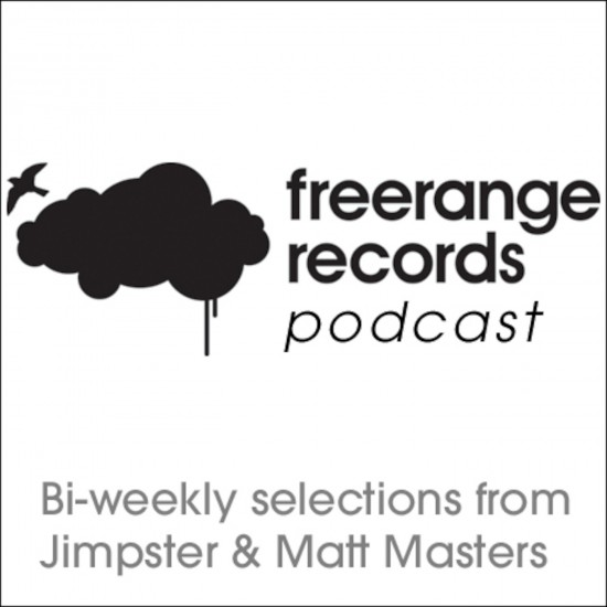Freerange Records Radioshow No.154 - December 2014 With Matt Masters and Guest Hyenah