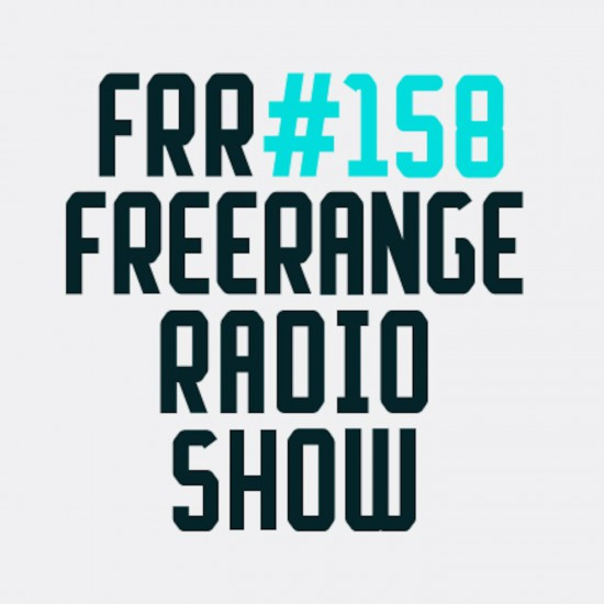 Freerange Records Radioshow No.158 - February 2015 With Matt Masters and Guest John Daly