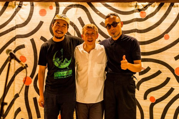 Gilles Peterson - WW Tokyo 2018-08-20 Toshio Matsuura with Daisuke Tanabe live from WIRED HOTEL Asakusa