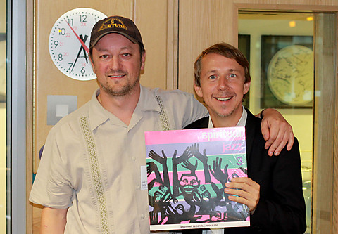 Gilles Peterson Worldwide 2012-09-08 Jazzman Gerald In The Studio and End Of Summer Soul Mixtape