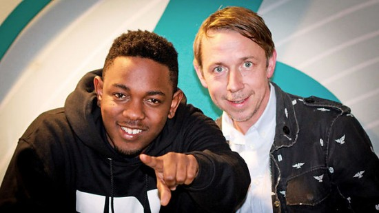 Gilles Peterson Worldwide 2012-12-01 with Kendrick Lamar