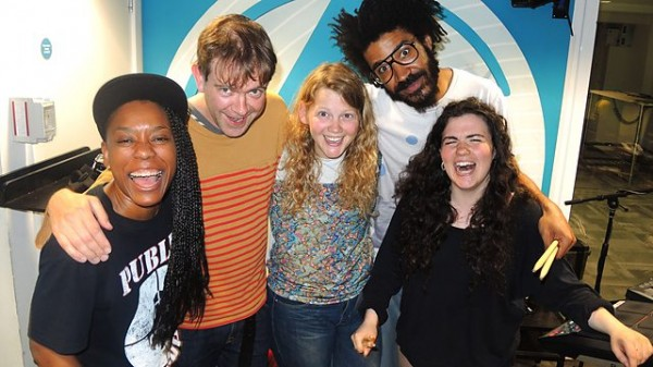 Gilles Peterson Worldwide 2014-05-24 Kate Tempest in session